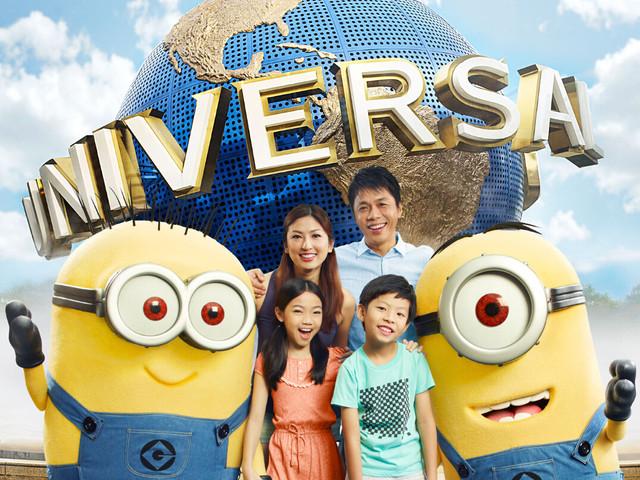 【免除排队 放肆玩乐】<新加坡环球影城优先票/快捷票>免排队VIP票