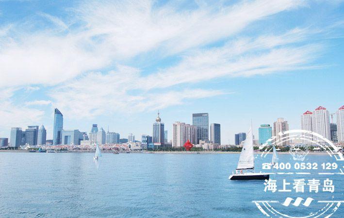 青岛蓝海明珠游轮旅游图片