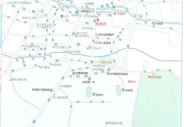 芒市全图查询 2017云南德宏芒市电子地图下载图片