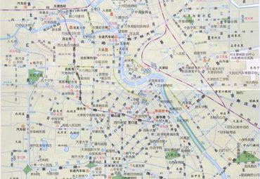 天津地图搜索 从塘沽区去北辰区京津公路505号北辰大厦怎样走