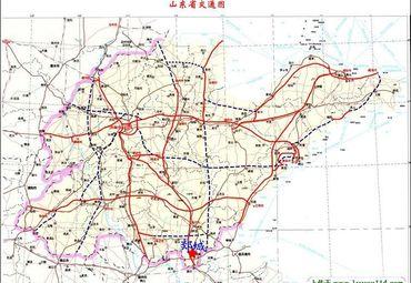 【日照地图】日照全图查询_2015山东日照电子地图下载