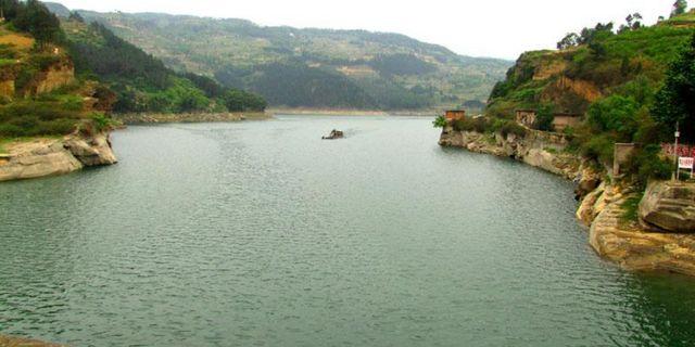 威远县风景图片