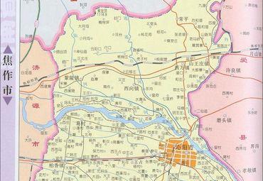 河南省焦作市沁阳市位.