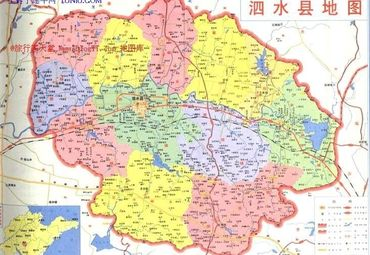 济宁市泗水县地图-山东 辽宁 安徽 江苏 旋耕机厂家有哪些