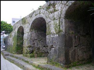 此寺为1572年琉球王国尚真王时代建立的国庙图片