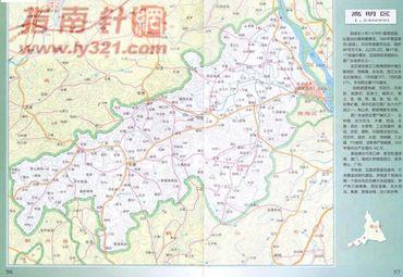 广东佛山高明区地图图片