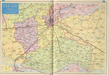 新乡市地图2