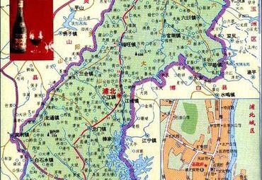 【钦州地图】_全图/查询