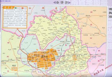 【修武县地图】_全图/查询_2014河南焦作修武