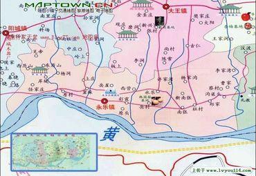 【运城地图】运城全图查询_2018山西运城电子地图下载