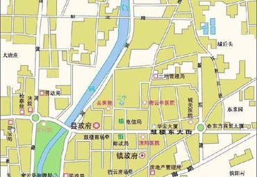 北京市密云区地图【相关词_ 北京市密云区卫星地图】