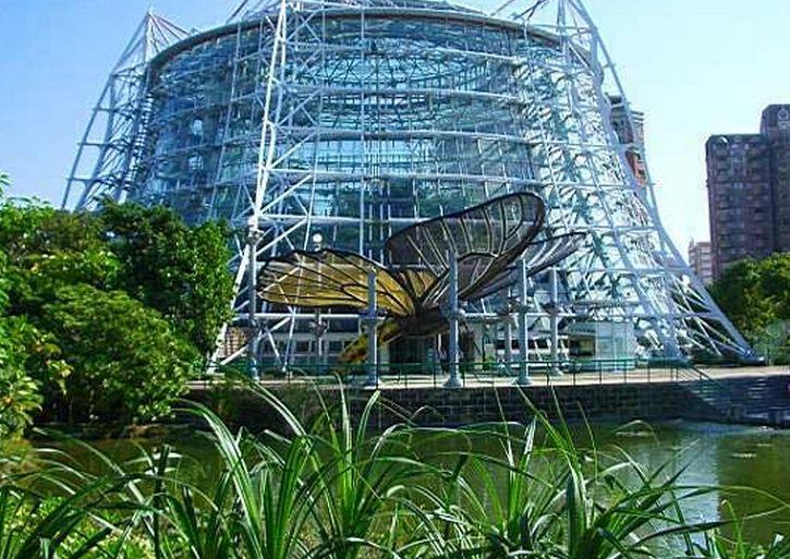 台中科学博物馆图片