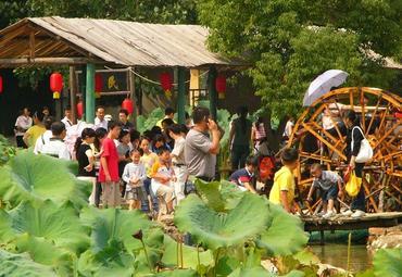 武汉九峰森林动物园图片