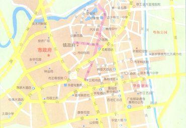 惠州市惠阳区地图【相关词_ 惠城区】