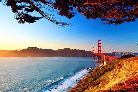 <旧金山-西峡谷-拉斯维加斯8-10日游>旧金山接机,9天以上行程洛杉矶主题项目任选,畅玩旧金山市区(当地游)