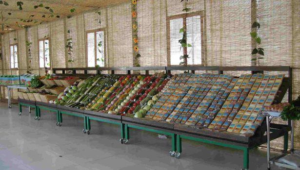 蔬菜生产科普展板
