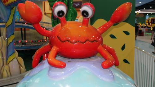 【世外桃源】可爱的动物形象,好玩的游乐项目,这里是小朋友喜欢的童话