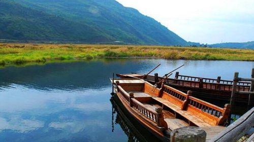 腾冲北海湿地-划船-草排1日游