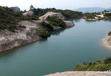 台州温岭方山图片