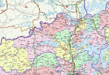 江西九江地图 (2)