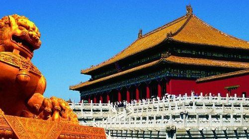 北京-故宫-八达岭-定陵-颐跟   园-天坛-圆明园5日游