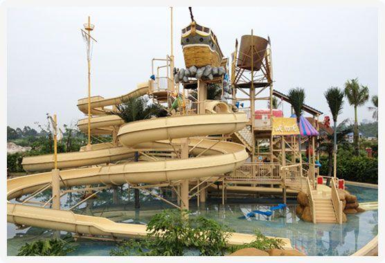 芜湖方特水上乐园