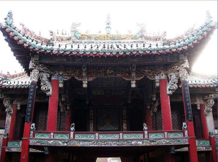 安徽亳州花戏楼 193次浏览