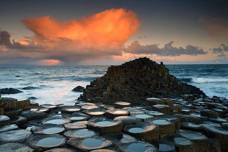 <英国北爱尔兰5晚6日游>乘快速游轮跨海,爱丁堡城堡,苏格兰高地,贝尔法斯特(当地参团)