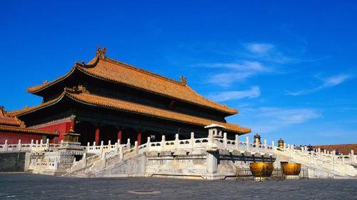 北京双飞6日自由行