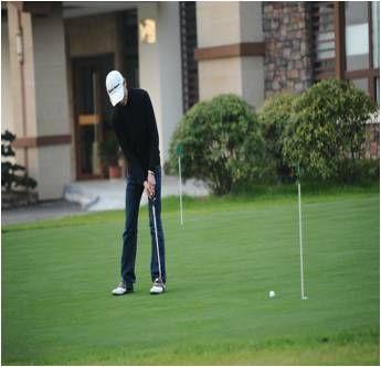 琅琊山冠景国际旅游度假中心高尔夫练习场旅游