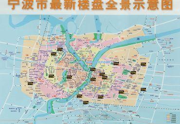 【宁波地图】宁波全图查询_2016中国浙江宁波电子地图