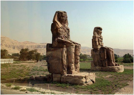 古埃及神庙就是其中之一