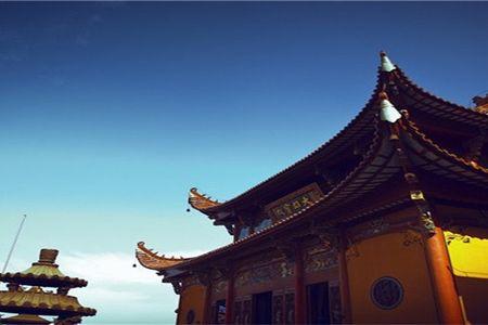 <九华山2日游>自助游,含往返巴士及山上住宿,含佛珠