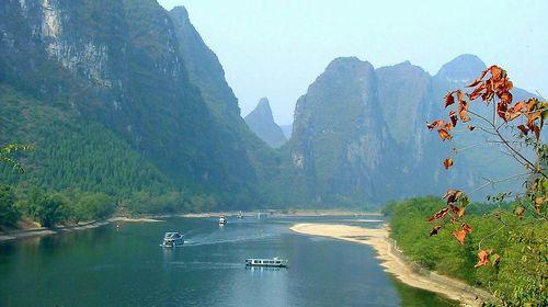 桂林-漓江-阳朔-北海-涠洲