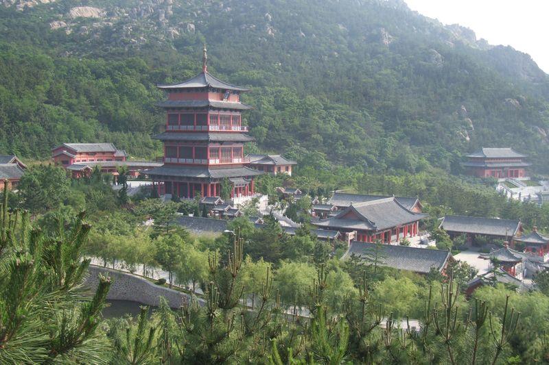 威海赤山旅游(图)_石岛赤山风景区_途牛