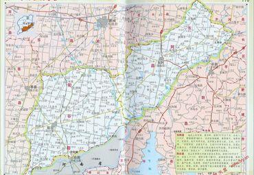 【聊城地图】聊城全图查询_2018山东聊城电子地图下载