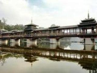 南宁出发 柳州奇石馆 三江侗族 程阳风雨桥2晚3日游 带您感受侗族民族