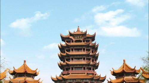 黄鹤楼-东湖听涛-湖北省博物馆-武汉长江大桥-户部巷