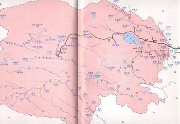 【青海地图】青海全图查询_2018青海电子地图下载_途牛