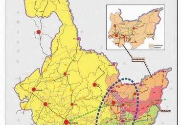 【双鸭山地图】双鸭山全图查询_2018黑龙江双鸭山电子