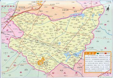 【新乡地图】新乡全图查询_2017河南新乡电子地图下载