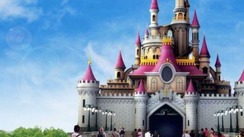蓬莱欧乐堡梦幻世界1日游>尽享奇妙惊险之旅,烟台往返图片