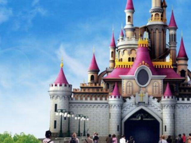 蓬莱欧乐堡梦幻世界1日游>纯玩0购物,快乐亲子,畅游一票通,烟台火车图片