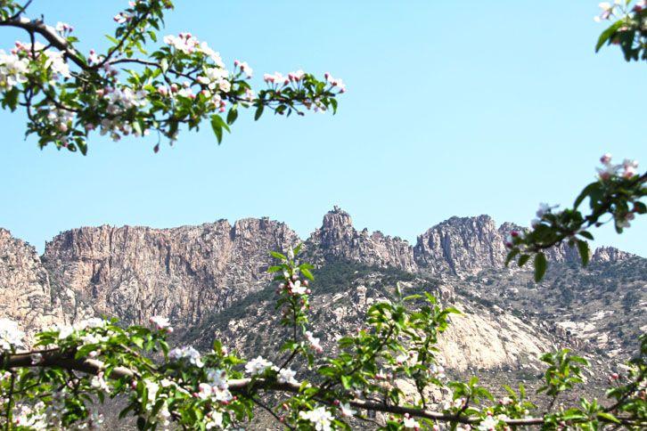 烟台天崮山旅游风景区