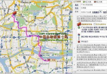广州火车站-仁威庙公.图片