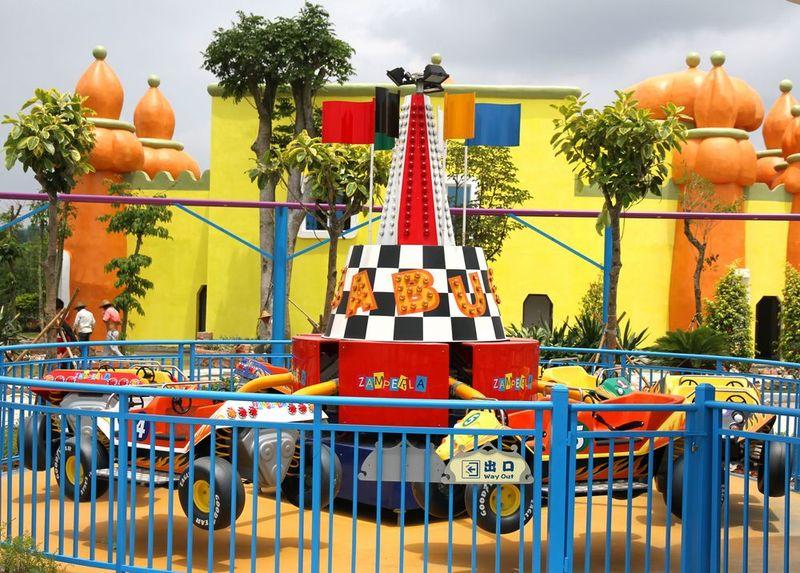邕城迪斯尼凤岭儿童乐园将开园坐什么车到那边啊图片