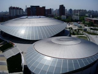 北京工业大学体育馆旅游攻略 2014北京工业大学体育馆自助游攻略