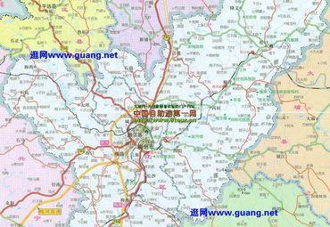 广东省肇庆市地图 广东省高清地图 广东省江门市地图图片