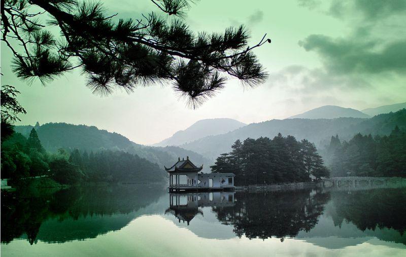 庐山风景名胜区 旅游 (图)