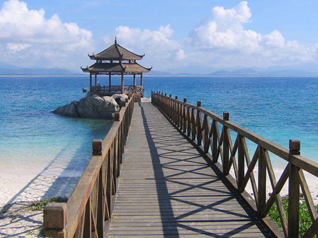 【嗨玩海岛】<蜈支洲岛一日游>定点接送,可选一价全包套餐